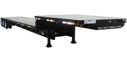 Drop Deck Trailers for Sale at Pioneer Truck & Equipment Sales
