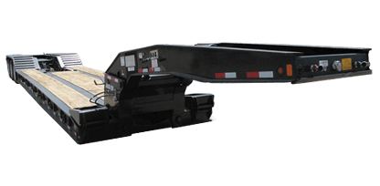 Lowboy Trailers for Sale at Pioneer Truck & Equipment Sales